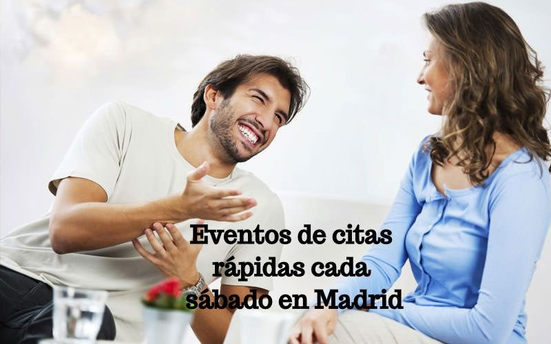 speed dating madrid 2019